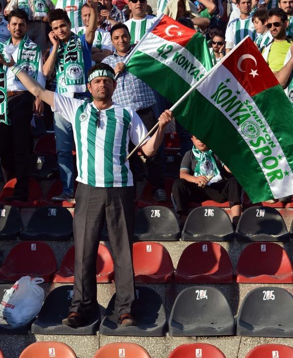 Konyaspor Süper Ligde 9