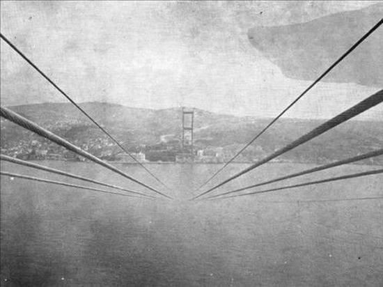Boğaziçi Köprüsünün yapılış hikayesi 1
