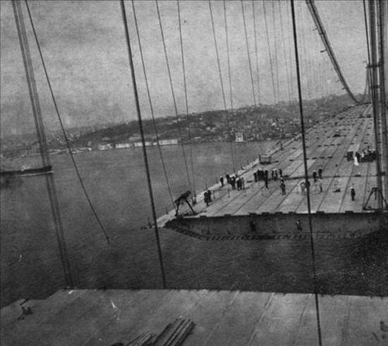 Boğaziçi Köprüsünün yapılış hikayesi 14