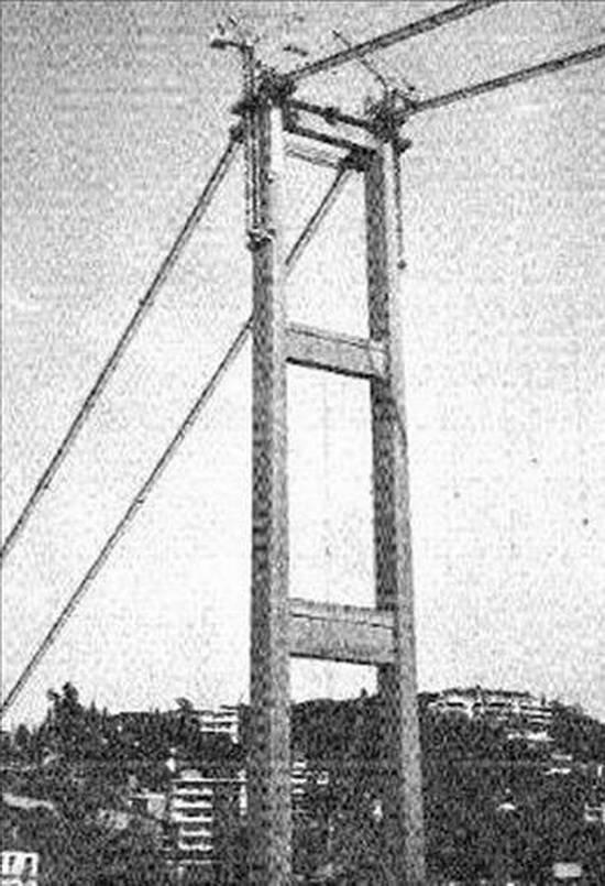Boğaziçi Köprüsünün yapılış hikayesi 19