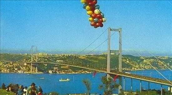 Boğaziçi Köprüsünün yapılış hikayesi 2