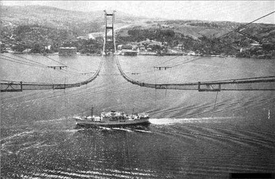Boğaziçi Köprüsünün yapılış hikayesi 22