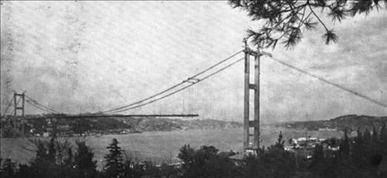Boğaziçi Köprüsünün yapılış hikayesi 23