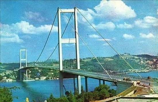 Boğaziçi Köprüsünün yapılış hikayesi 25