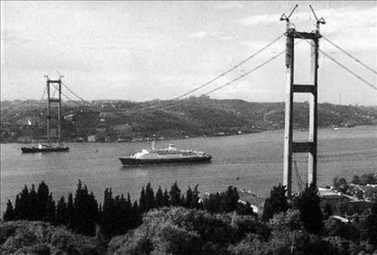 Boğaziçi Köprüsünün yapılış hikayesi 26