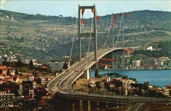 Boğaziçi Köprüsünün yapılış hikayesi 4