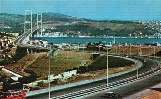 Boğaziçi Köprüsünün yapılış hikayesi 6