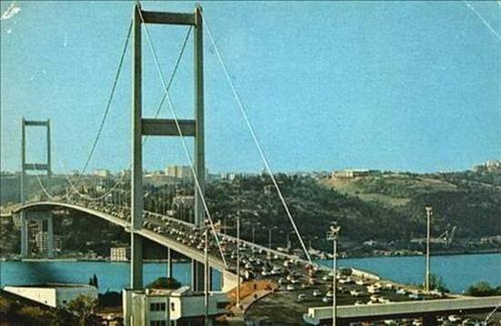 Boğaziçi Köprüsünün yapılış hikayesi 9