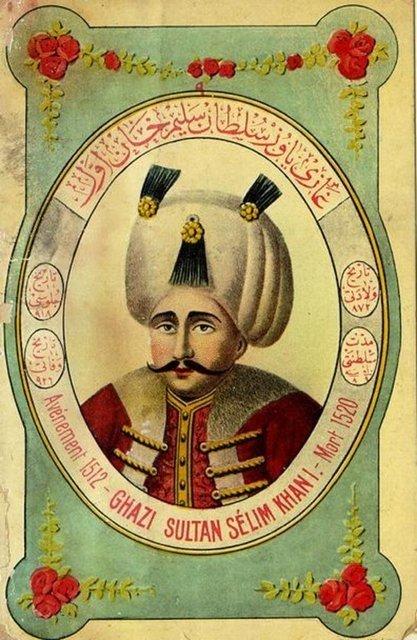 Yavuz Sultan Selim Kimdir? 12