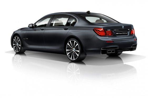 BMW Japonyaya özel 7 serisini duyurdu 2