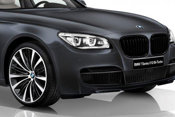 BMW Japonyaya özel 7 serisini duyurdu 6