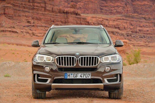 Efsane araç BMW X5 yenilendi 1