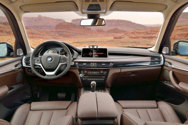 Efsane araç BMW X5 yenilendi 10