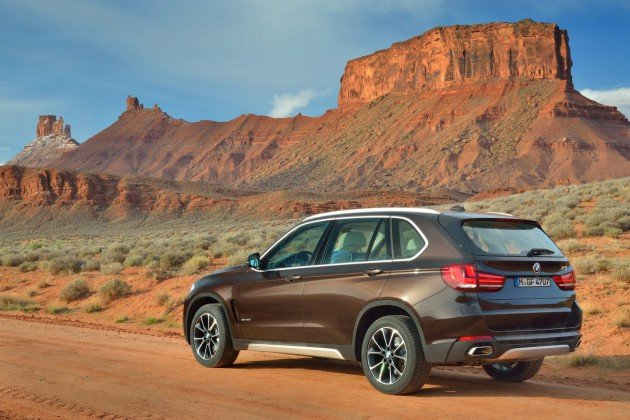 Efsane araç BMW X5 yenilendi 3