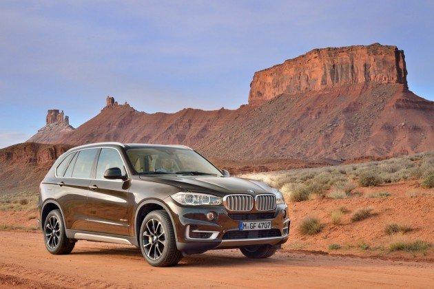Efsane araç BMW X5 yenilendi 4