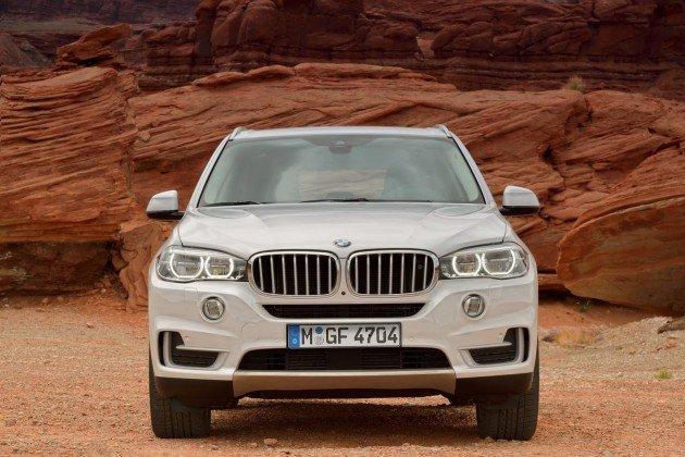 Efsane araç BMW X5 yenilendi 5