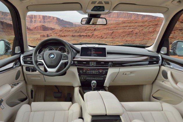 Efsane araç BMW X5 yenilendi 6