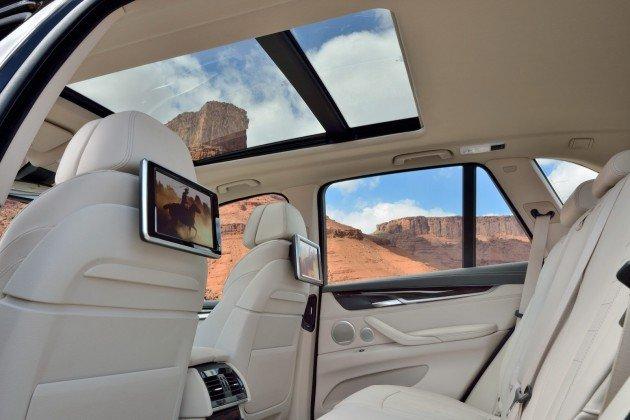 Efsane araç BMW X5 yenilendi 7