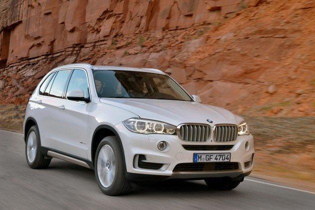 Efsane araç BMW X5 yenilendi 9