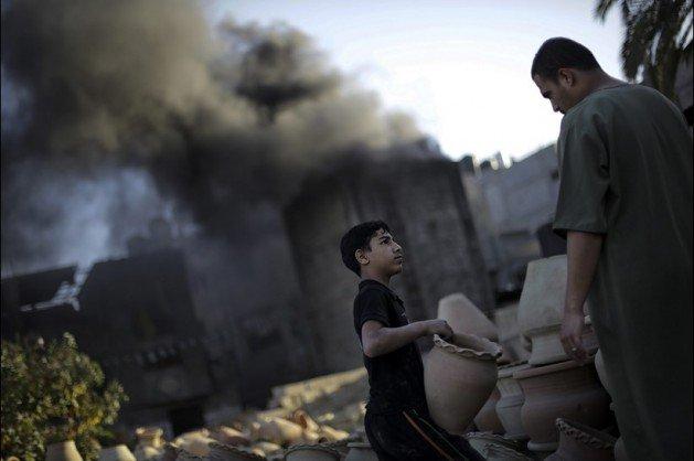 Gazzede bir çömlek hikayesi 11