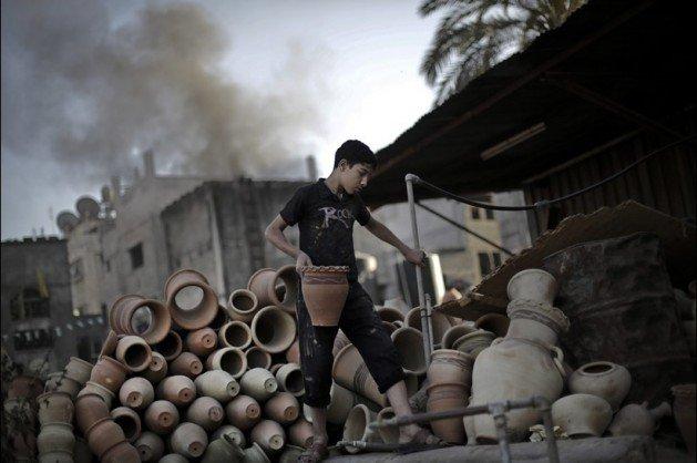 Gazzede bir çömlek hikayesi 7