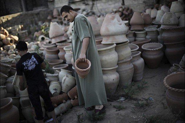 Gazzede bir çömlek hikayesi 8