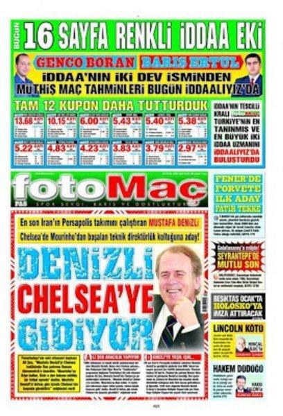Bir zamanların balon transfer manşetleri 1