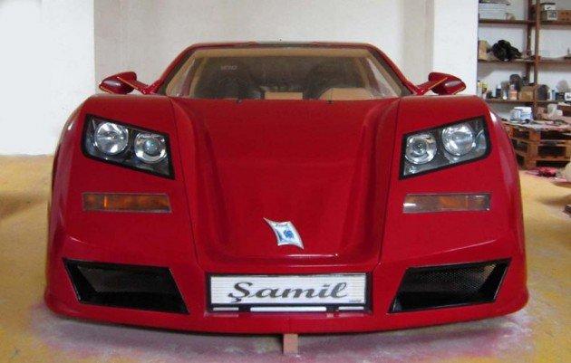 Türk Yapımı Ferrari Şamil 1