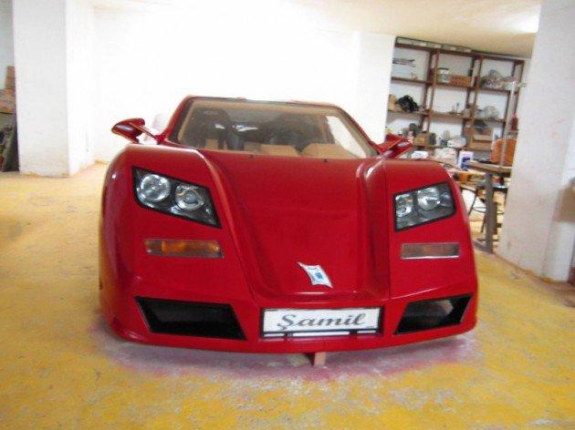 Türk Yapımı Ferrari Şamil 12