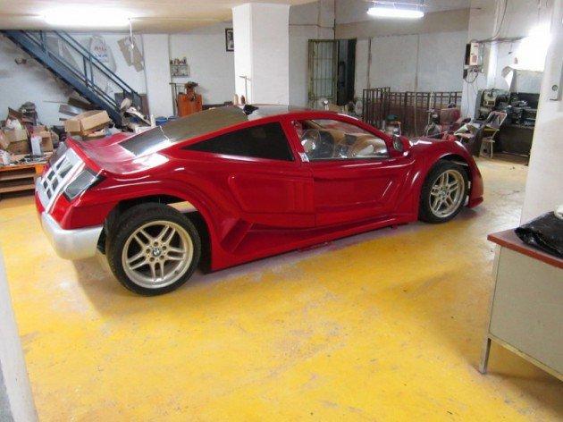 Türk Yapımı Ferrari Şamil 13