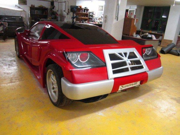 Türk Yapımı Ferrari Şamil 14
