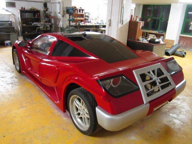 Türk Yapımı Ferrari Şamil 15
