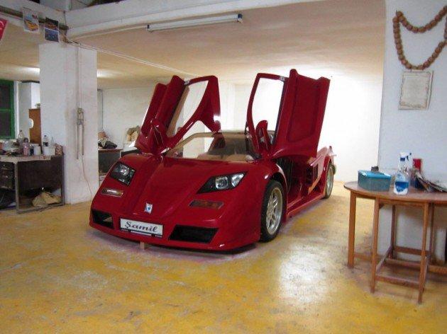 Türk Yapımı Ferrari Şamil 18
