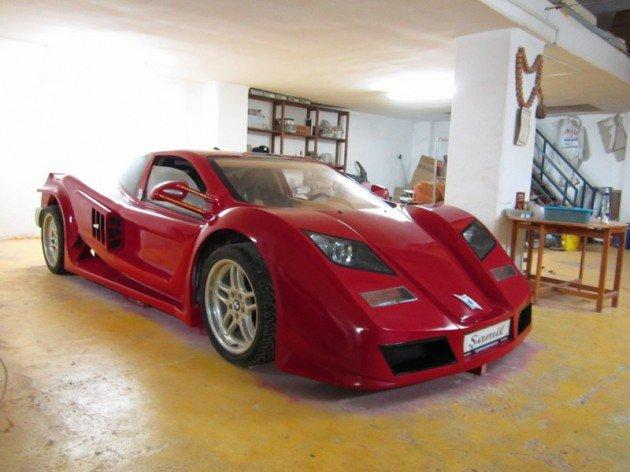 Türk Yapımı Ferrari Şamil 19
