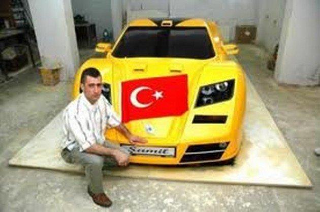 Türk Yapımı Ferrari Şamil 7