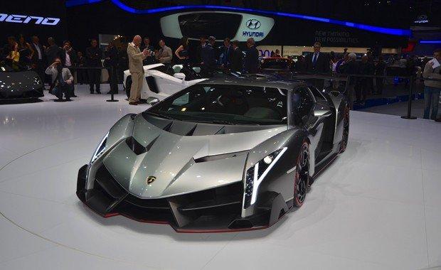Dünyanın en pahalı arabaları! 1
