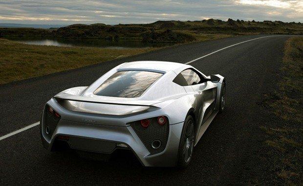 Dünyanın en pahalı arabaları! 18