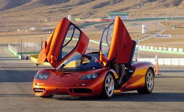 Dünyanın en pahalı arabaları! 20