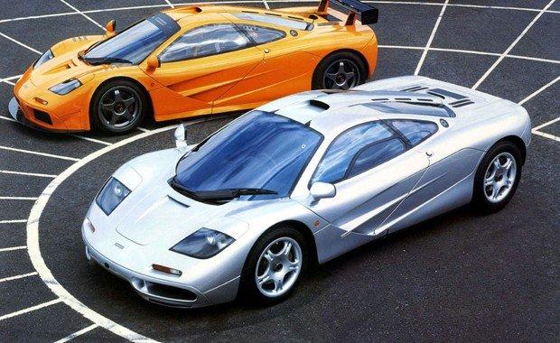 Dünyanın en pahalı arabaları! 21