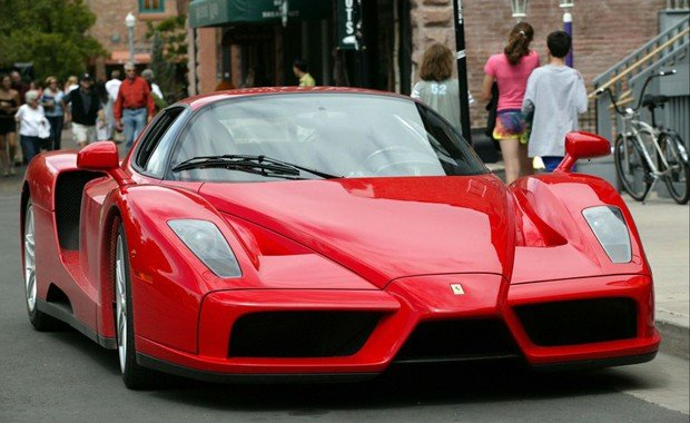 Dünyanın en pahalı arabaları! 23