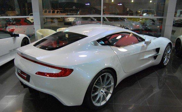 Dünyanın en pahalı arabaları! 6