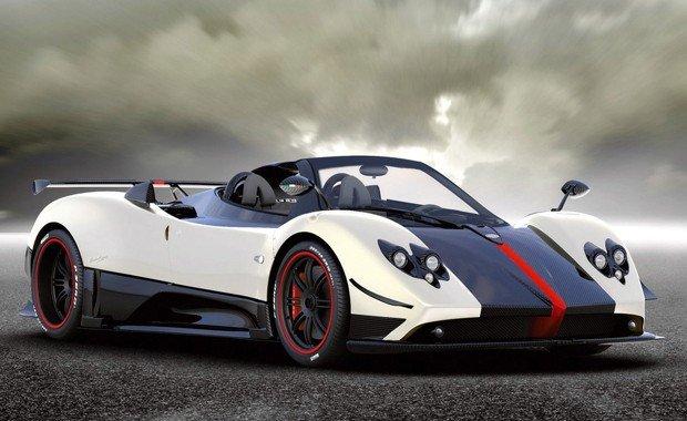 Dünyanın en pahalı arabaları! 9