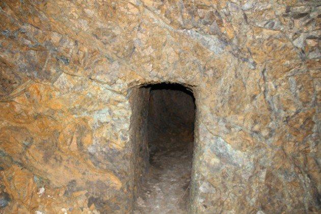 8 odalı yeraltı şehri bulundu 2