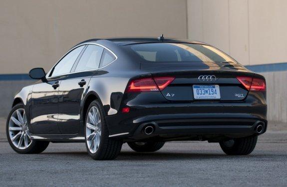 Hidrojenli Audi A7 yola çıktı 2