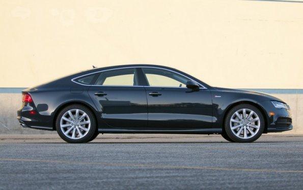 Hidrojenli Audi A7 yola çıktı 3