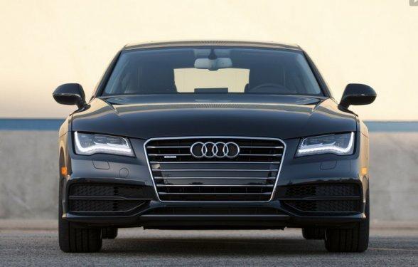 Hidrojenli Audi A7 yola çıktı 4