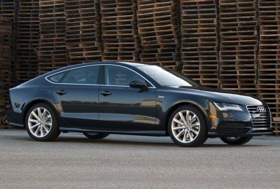 Hidrojenli Audi A7 yola çıktı 6