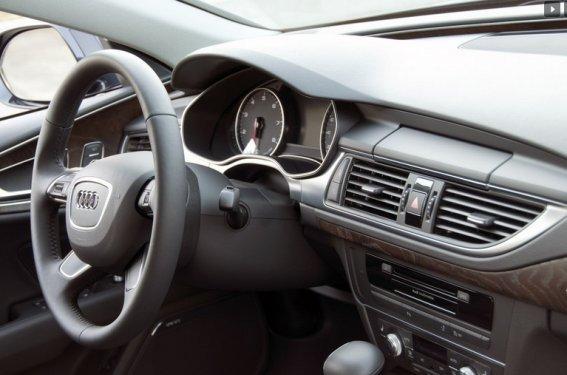 Hidrojenli Audi A7 yola çıktı 7