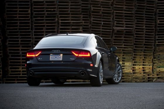 Hidrojenli Audi A7 yola çıktı 8