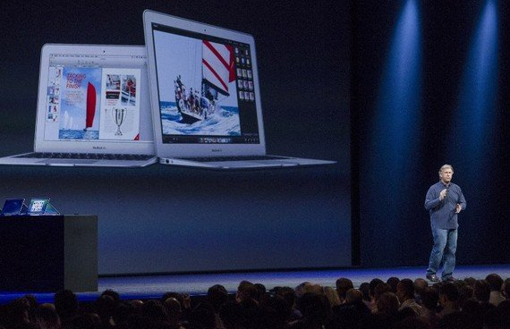 İşte Appleın Yeni Bilgisayarı 8